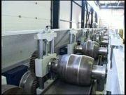 Оборудование для производства строительных термопрофилей