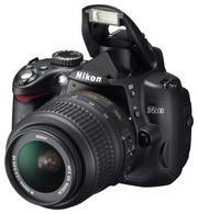 Продам фотоаппарат  Nikon D5000 kit
